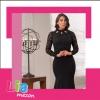 پیراهن مجلسی زنانه مدل آندیا-مشکی